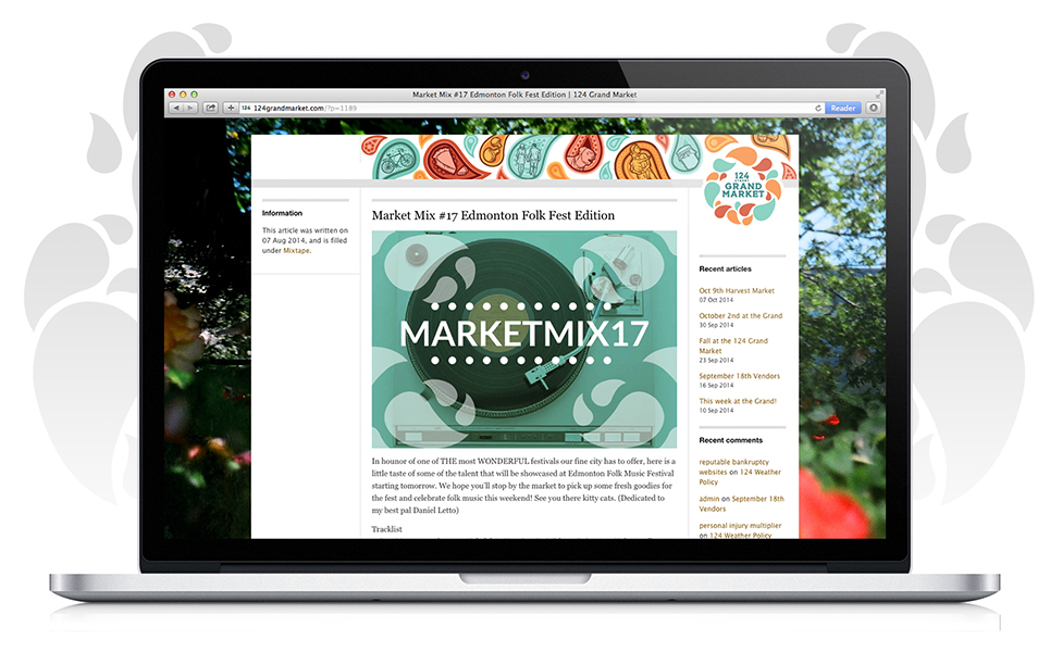 124 Grand Market  |  Desktop